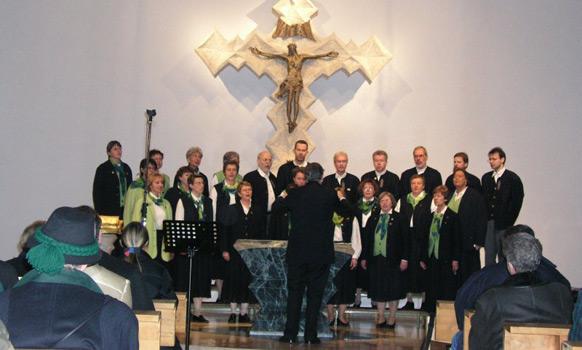 Bückeburger Weihnachtskonzert am 07.12.2003