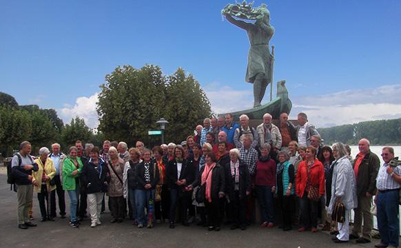 Abschiedskonzert des Eimsheimer Doppelquartetts am 13.09.2014