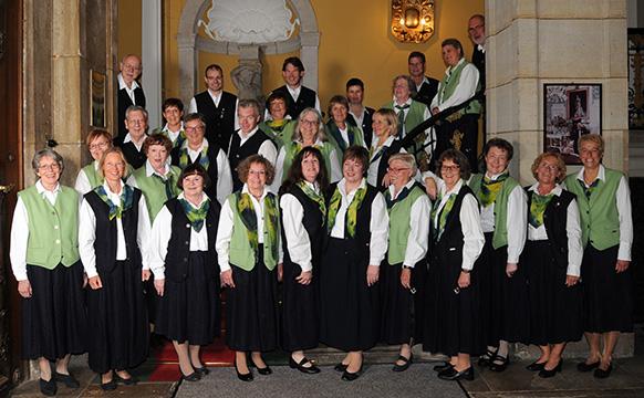 Schütte-Chor im Schloss Bückeburg
