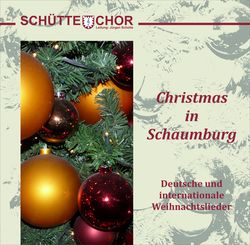"""Inhalt der CD """"Christmas in Schaumburg"""""""